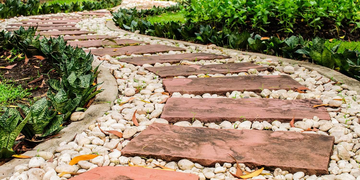 bring on the bold  introduce your walkway to the neighborhood