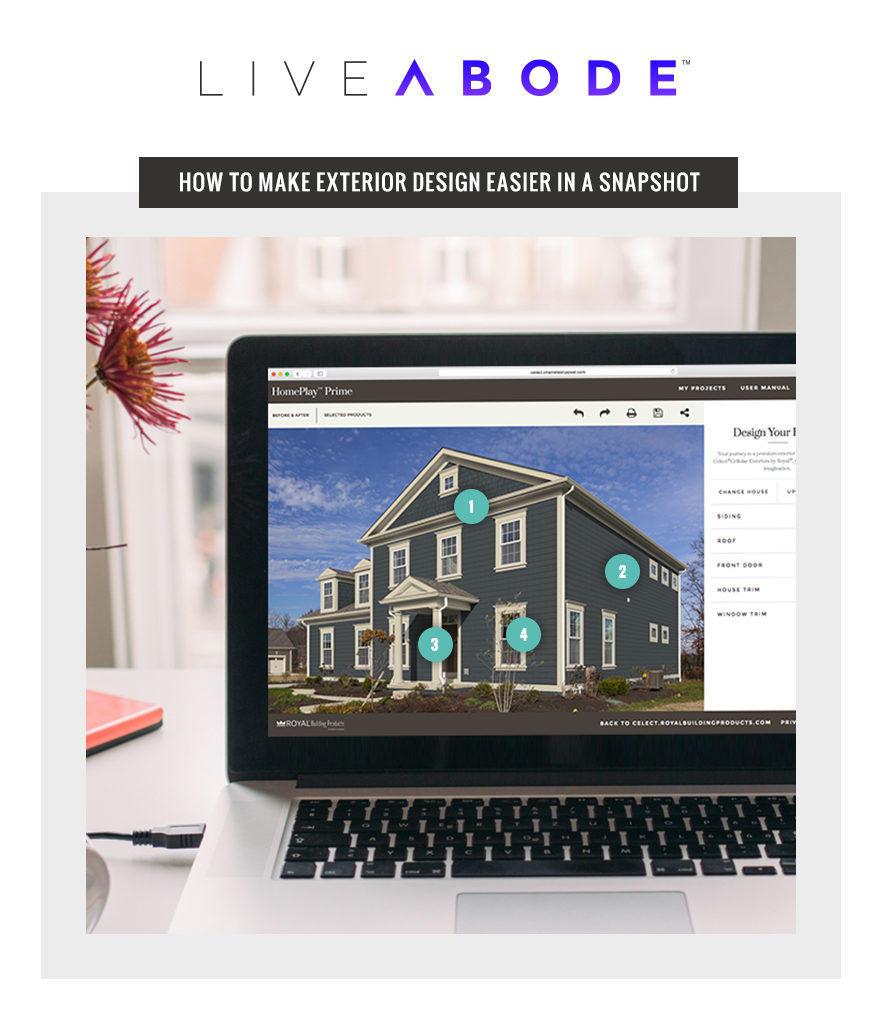 LiveAbode Online Design Tool