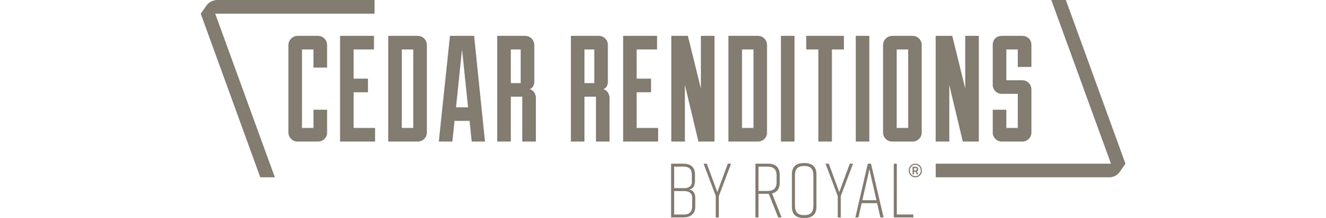 Cedar Renditions Logo