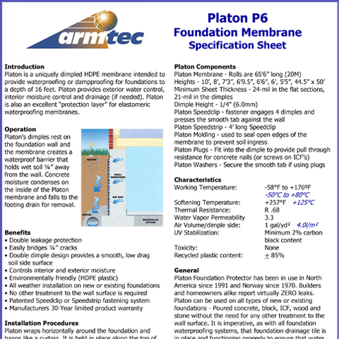 4ed16ad9fc22b platon_specsheet.pdf Royal Building Products Technical Information Install  Guides