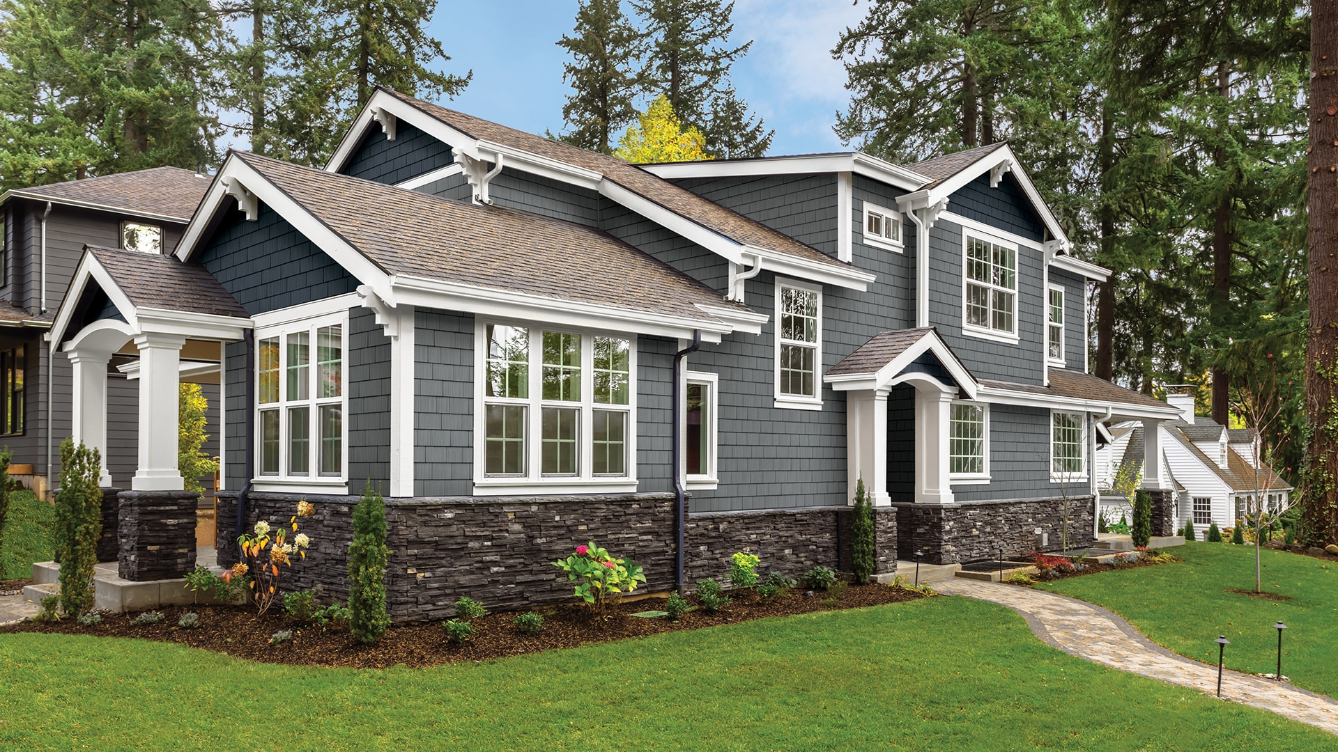 Home Exterior Design Gallery Amp Inspiration Royal
