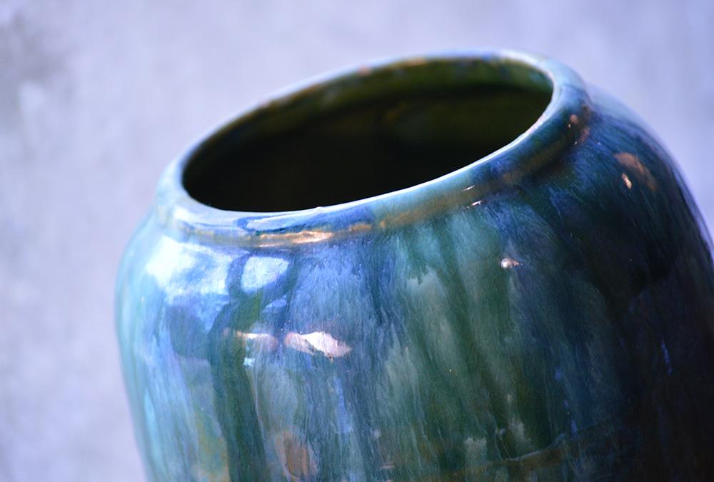 jade outdoor pottery
